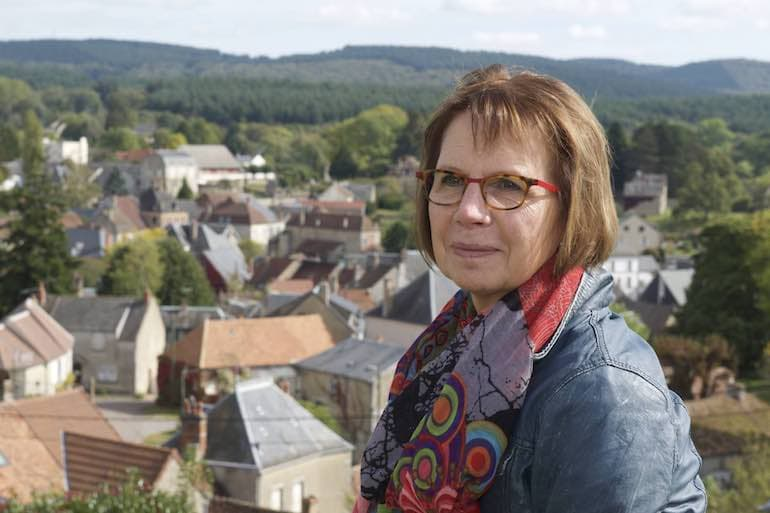 Marion van Hal kinésithérapeute à Lormes, Morvan, Nièvre au profit de la région